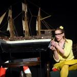 Dunajcsik Mátyás: A szemüveges szirén