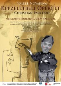 Novarina Plakát