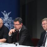 Dr. Szirák Péter, Komolay Szabolcs, Fekete Károly