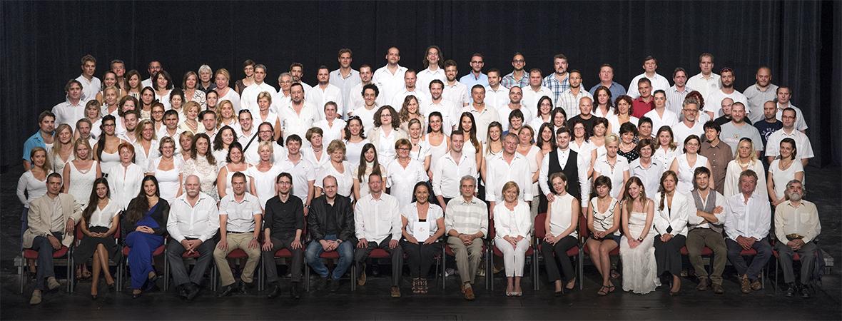 2015. Csokonai Színház Társulata