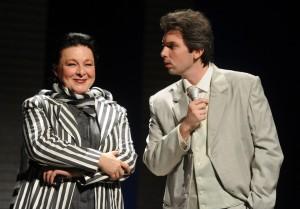 Kovács Annamária és Haja Zsolt - Don Perlimplín (Fotó: Máthé András)