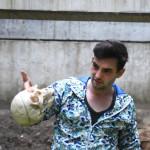 Hamlet próbafotó