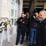 Emléktáblát avattak Kóti Árpád tiszteletére