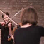 Y Csoport: KÓDA - utóirat két hegedűre