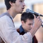 A NEM KÉSŐ ABBAHAGYNI (N.K.A.) CSOPORT koncertje