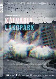 Kálvária Lakópark plakát
