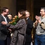 Varga Klári megyei Príma díjas
