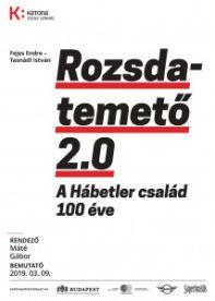 Fejes Endre - Tasnádi István: Rozsdatemető 2.0