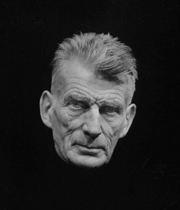Samuel Beckett (Fotó: John Haynes, 1973.)