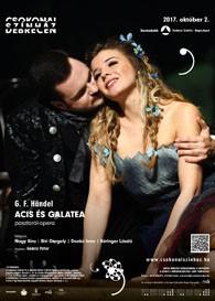 G. F. Händel: Acis és Galatea