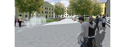 Megkezdődött az Ady park átalakítása