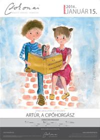 Christian Paccoud: Artúr, a cipőhorgász