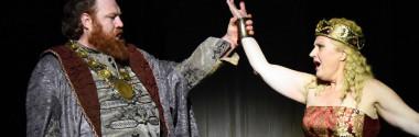 Énekkarunk közreműködésével indult a Bánk bán maraton a Nemzeti Színházban