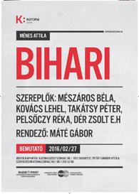 Ménes Attila: Bihari