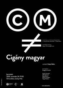 cigany magyar 50x70