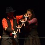 Boráros Milada: Dobronka cirkusz világszám