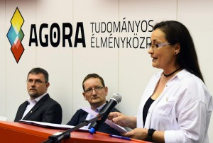 Komolay Szabolcs, Gemza Péter, Ráckevei Anna