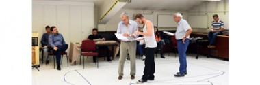 Mensáros, Darvas és Tolnay újra egy színpadon