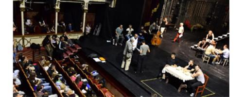 A magyar Fausttal nyitja a 150. évadát a Csokonai Színház