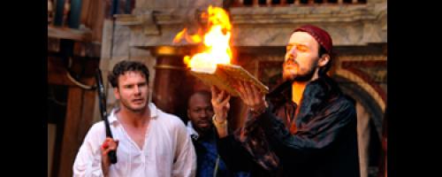 A Shakespeare-időgép újabb állomása: Doktor Faustus