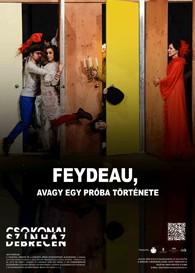 Feydeau, avagy egy próba története