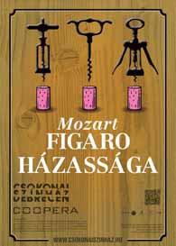 W. A. Mozart: Figaro házassága