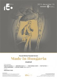 Fenyő Miklós-Tasnádi István: Made in Hungária