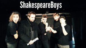 SHAKESPEARE BOYS
