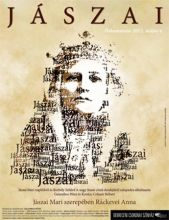 Plakát: Gáspár Alexandra (MFG-ART, alkalmazott grafika)