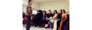 Debrecenben töltötték szakmai gyakorlatukat az ír hallgatók