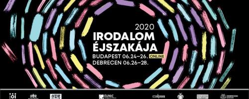 23 titok három estére – Újra Debrecenben az Irodalom Éjszakája