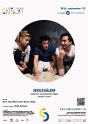 Gotthold Ephraim Lessing-Ulrich Hub-Madák Zsuzsanna: Jeruzsálem