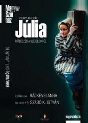 Visky András: Júlia – Párbeszéd a szerelemről