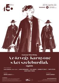 Csokonai Vitéz Mihály: Az özvegy Karnyóné s két szeleburdiak