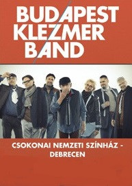 A Budapest Klezmer Band koncertje