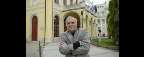 Kóti Árpád a Nemzet Színésze