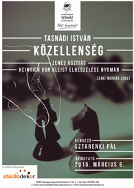 Tasnádi István: Közellenség
