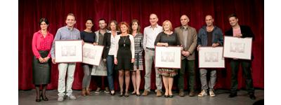Díjjal jutalmazta a budapesti közönség Kubik Annát