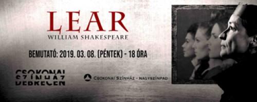 Ma lép színpadra Shakespeare Lear királya Ilja Bocsarnikovsz rendezésében