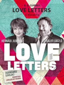 love letters plakat