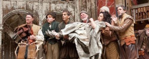 A Makrancos Hölgy is megérkezik a Shakespeare-időgéppel