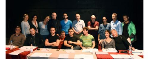 Menekülők a Magyar Dráma Napján