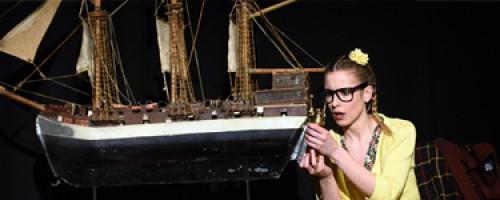 Újabb vagány kamaszlány szerepben a fiatal színésznő – interjú Mészáros Ibolyával