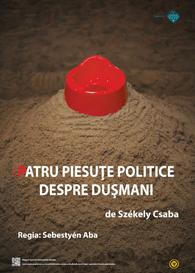 Székely Csaba: Idegenek - Négy politikai gyerekdarab