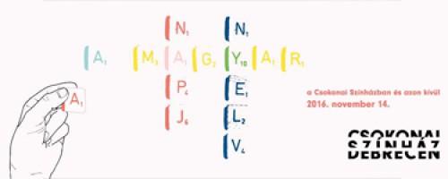 A Magyar nyelv napja a Csokonaiban