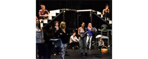 Nyílt próba a magyar dráma napján