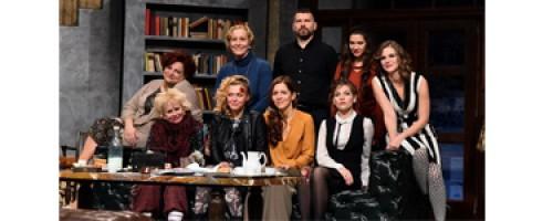 Kubik Anna a Nyolc nőben!