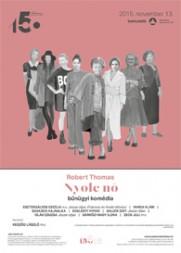 Robert Thomas: Nyolc nő
