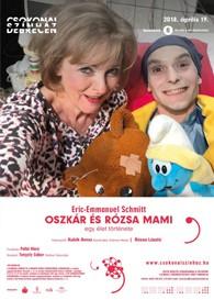 Eric-Emmanuel Schmitt: Oszkár és Rózsa Mami