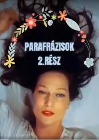 Fazakas Júlia: Parafrázisok